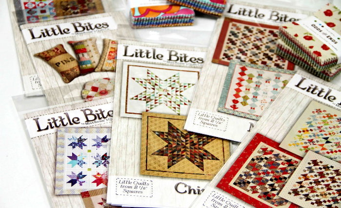 Mini Charm Patterns