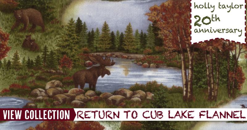 Return to Cub Lake