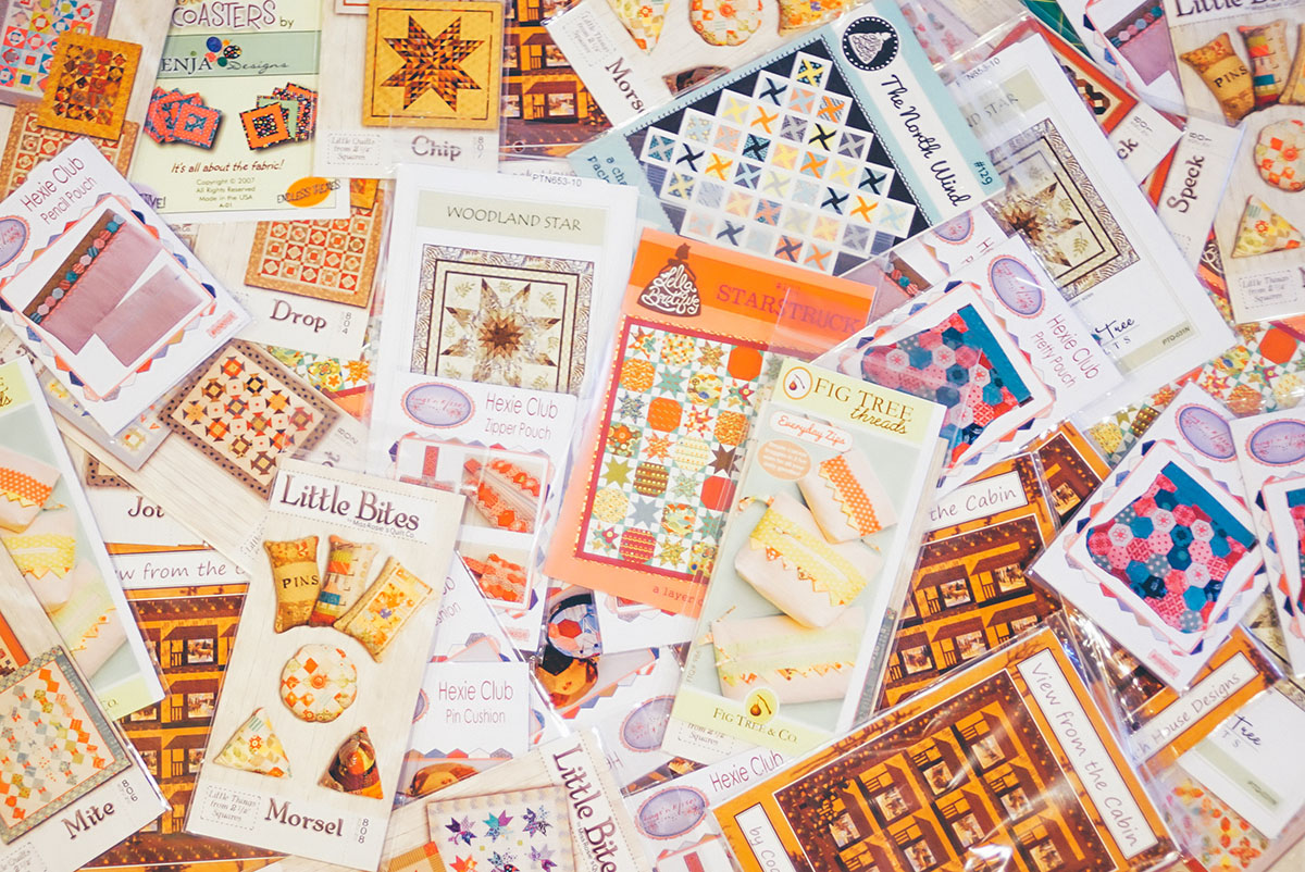 Charm Pack Patterns