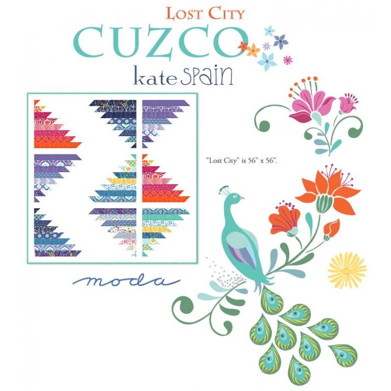 Cuzco Lost City Quilt Pattern