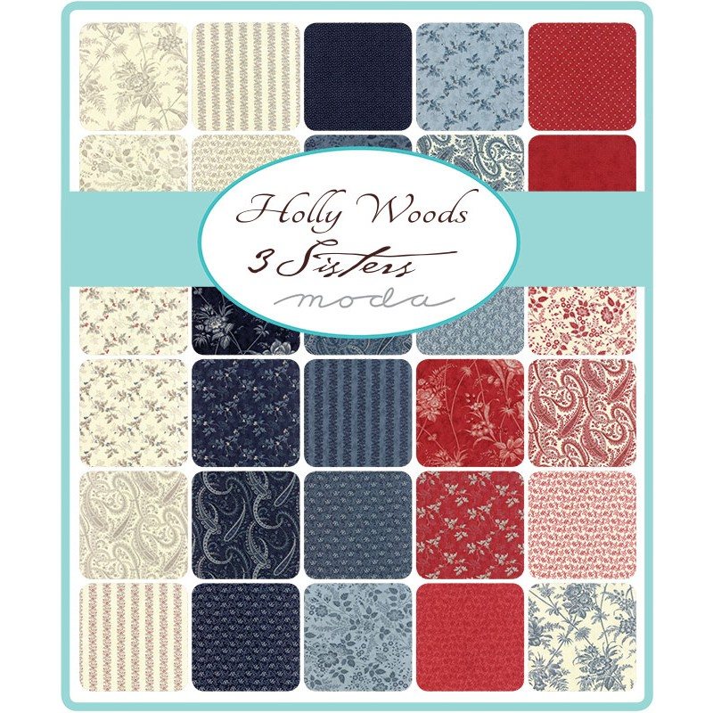 Holly Woods Moda Swatch