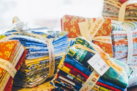 Fat Quarter Bundles New Collections