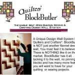 Quilter's Block Butler Deluxe Design Wall System Deluxe 6' x 6' -0
