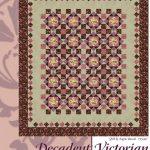 Decadent Victorian Quilt Pattern-0