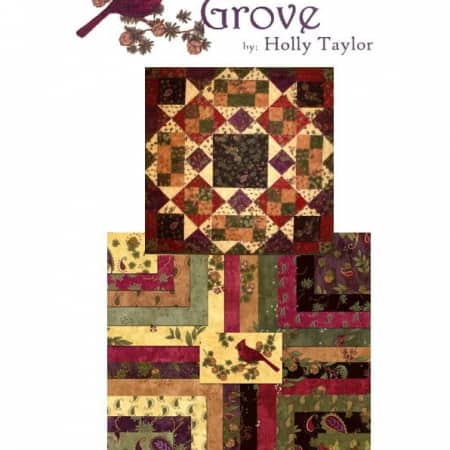 Evening Star Quilt Kit - Tamarack Grove-0