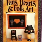 Fans, Hearts, & Folk Art Book-0