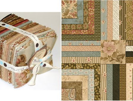 Heritage Fat Quarter Bundle-0