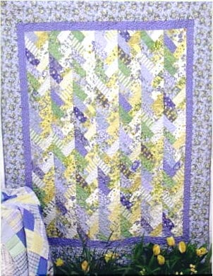 Jelly Braids Quilt Pattern-0