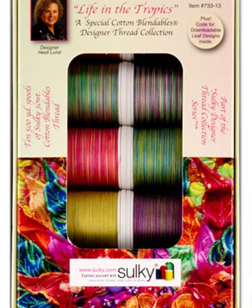 Heidi Lund's Blendables Sulky Thread Collection-0