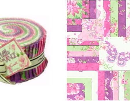 A Little Romance Moda Fabric Roll-0