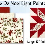 Lumiere De Noel Eight Pointed Star KIT-0