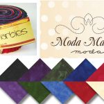 Moda Marbles - Brights Jelly Roll-0