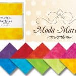 "Moda Marbles - Citrus 5"" Charm Pack-0"