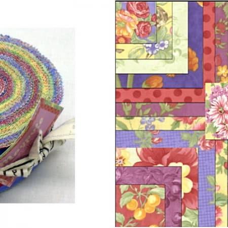 Maypole Moda Fabric Roll-0