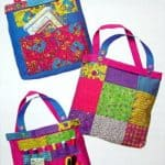 Passion for Patchwork Tote Bag Pattern-0