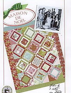 Past Times Quilt Pattern-0