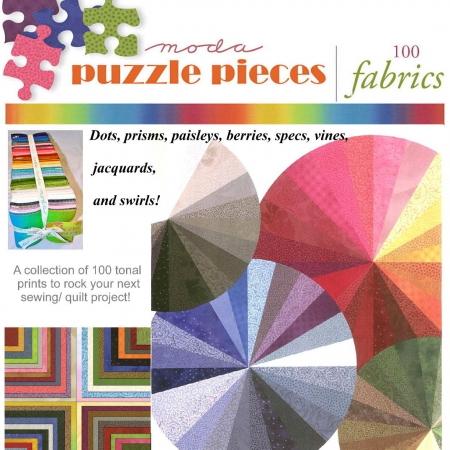 Puzzle Pieces Fat Eighth Bundle-0