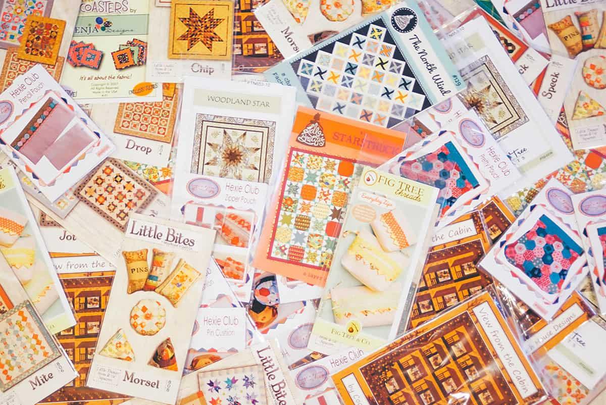 Table Decor Patterns