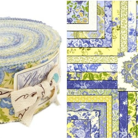 Nature's Notebook Moda Jelly Roll-0