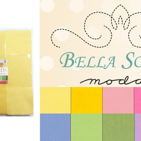Moda Solids - 30's Layer Cakes-0