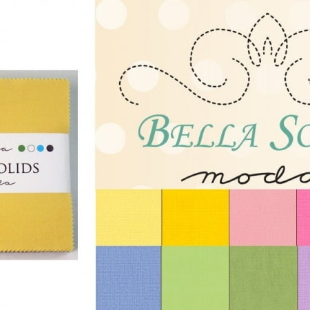 "Moda Bella Solids - Thirties 5"" Charm Pack-0"