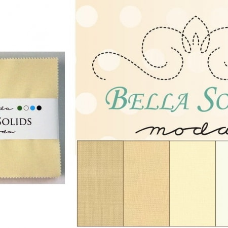 "Moda Bella Solids - Neutrals 5"" Charm Pack-0"