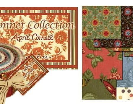 Sonnet Prints Moda Fabric Roll-0