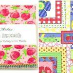 "Strawberry Lemonade 5"" Charm Pack-0"