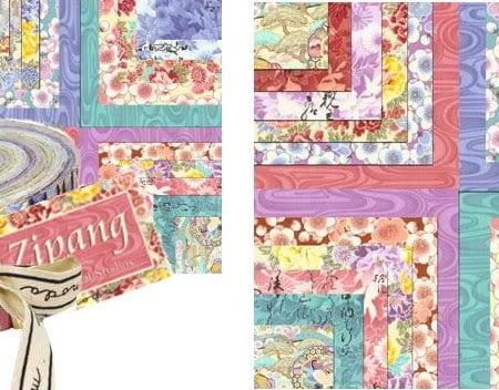 Zipang Moda Fabric Roll-0
