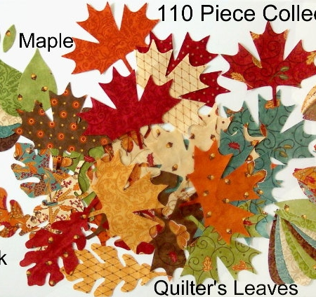 Fabulous Fall ~ 110 Piece Applique Set-0