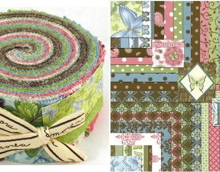 Daydreams Moda Fabric Roll-0