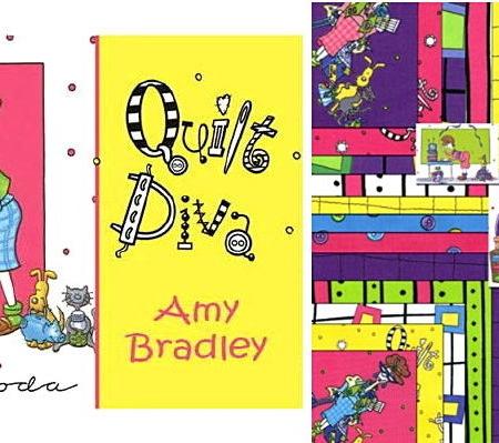 Quilt Diva Moda Fabric Roll-0