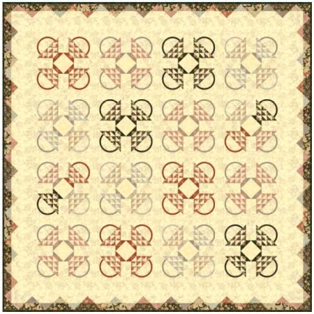 Luna Notte Quilt Pattern-0