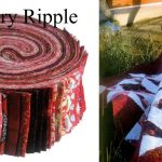 Raspberry Ripple Jelly Roll -0