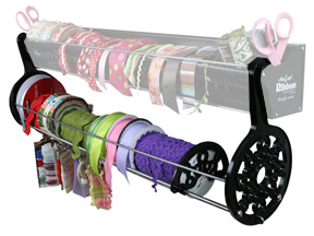 "Clip It Up - Ribbon Organizer 36"" Attachment-0"