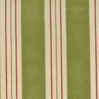 Cotton Blossoms - 55007 22 - Stripe Dill-0