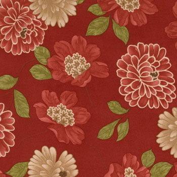 Cotton Blossoms - 55000 21 - Blossoms Brick-0