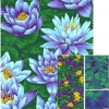 """Water Lilies 5"""" Charm Pack-2964"""