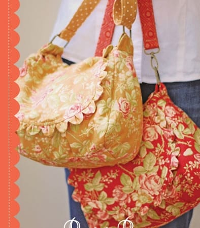 Prairie Rose Handbags Pattern-0
