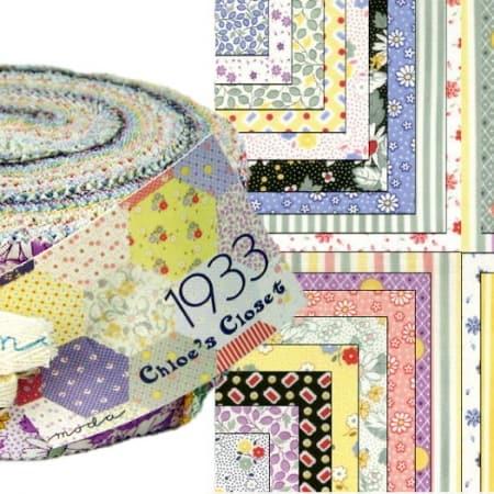 1933 Moda Jelly Roll-0