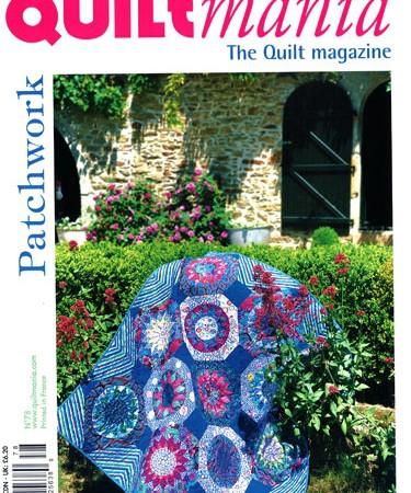 QuiltMania Quilt Magazine No. 78-0