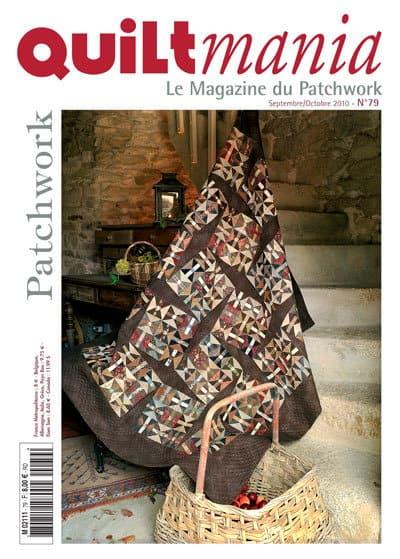 QuiltMania Quilt Magazine No. 79-0