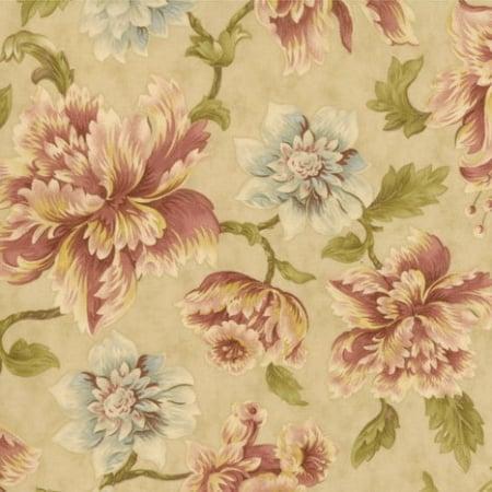 Wild Rose - 2665 14 - Bouquet Fence-0