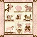 Sweet Dreams Lily Quilt Pattern-0