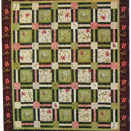 All Boxed In Quilt Kit -0