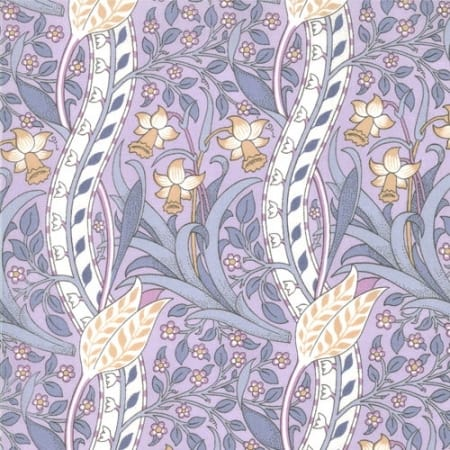 A Morris Tapestry - 8177 18 - Lilac-0