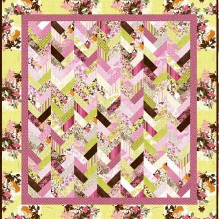 Sultry Quilt Pattern-0