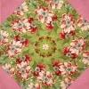 Maison de Noel Kaleidoscope Quilt Kit -6556