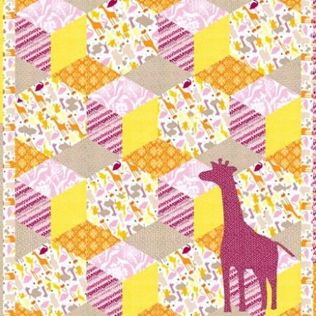 Central Park Quilt Pattern-0