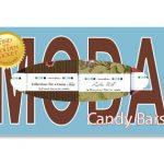 CANDY BARS Moda Light Chocolate - Box 2 - Limited Edition-0